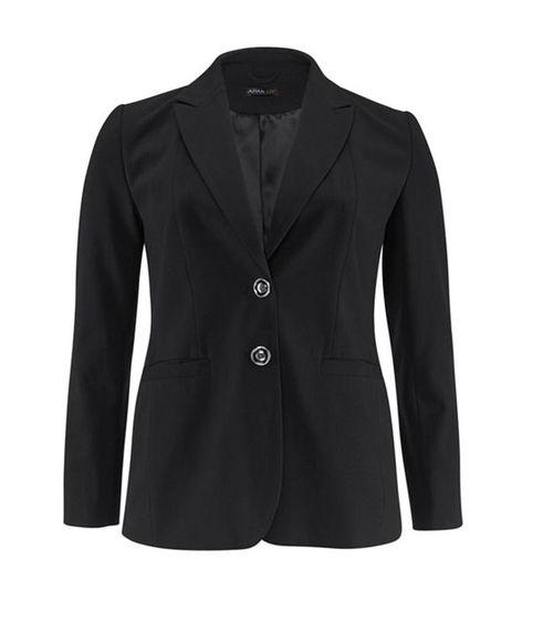 Čierne sako so šifónom APART