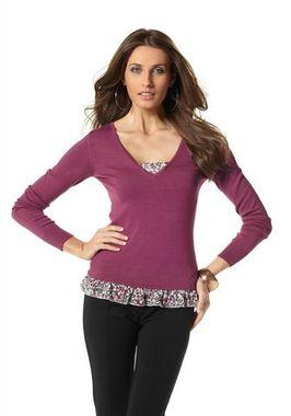 Dámsky sveter 2v1 Vivien Caron