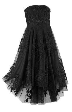 5f11ece6228b Večerné šaty vyšívané s tylovou sukňou