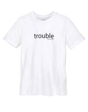8a763f853 Detské tričko CALVIN KLEIN, biela