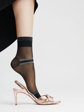 FIORE silonkové ponožky CARMEN 20 den