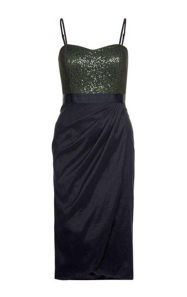 Kokteilové šaty s flitrami APART