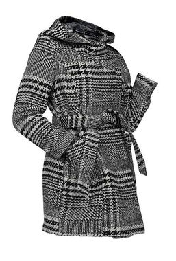 Krátky kabát s kapucňou Aniston b1146a9bf35