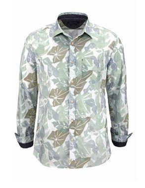 574f55a5f6a3 Marc O´Polo pánska kvetovaná košeľa