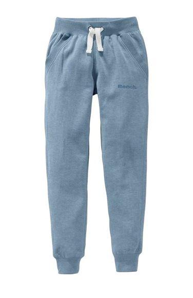Bench detské tepláky, sivo-modré