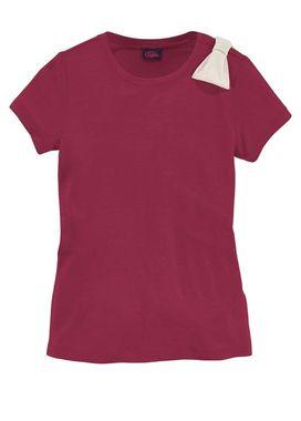 9a3bbd8d4 Dievčenské tričko BUFFALO, bordová