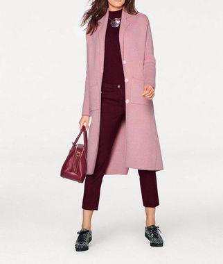 Pletený kabátik Patrizia Dini, ružová