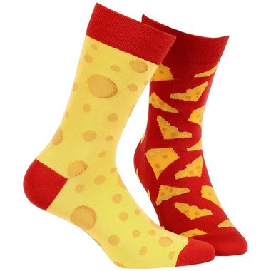 Ponožky Wola FUNKY syr