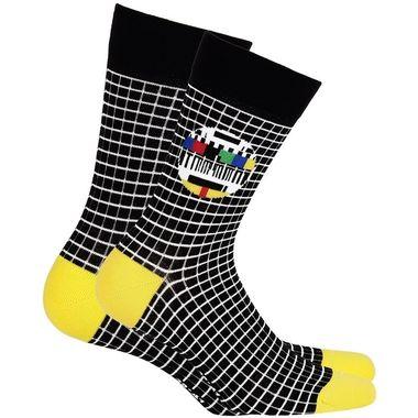 Ponožky Wola pánské monoskop