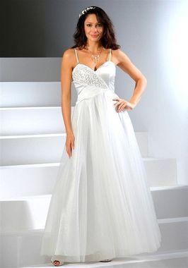 fe24a6c6341e Rozprávkové svadobné šaty Laura Scott Wedding