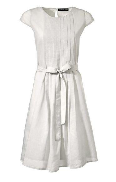 Strieborno-sivé plisované šaty