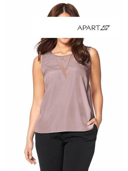 APART top, ružový