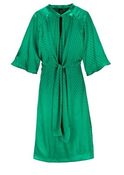 VERO MODA kimono šaty »Gigi«, zelené