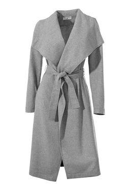Vlnený kabát Rick Cardona