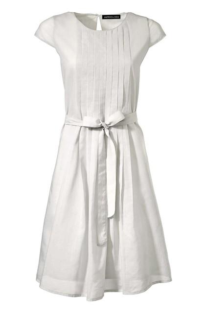 ae4b33d30c78 Strieborno-sivé plisované šaty - Violettemoda.sk